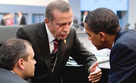 Обама отказал Эрдогану во встрече