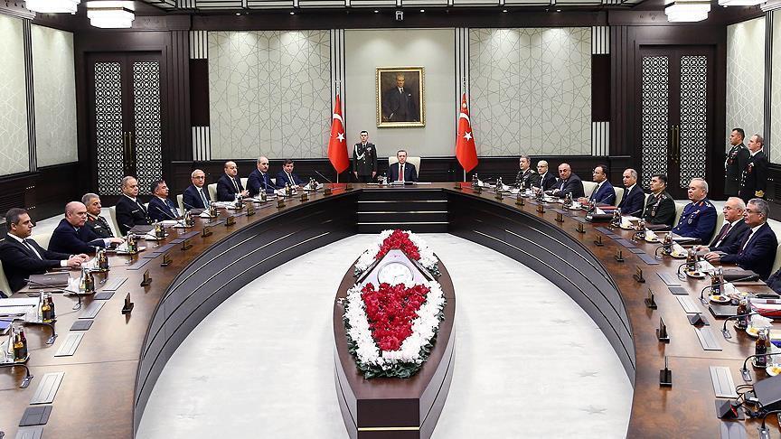 Совет безопасности Турции рассмотрел ответные меры в отношении России
