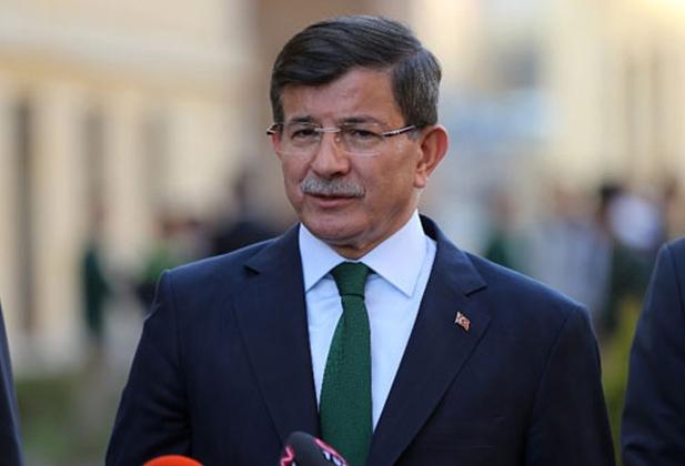 Давутоглу: турецкие военные должны быть в Ираке