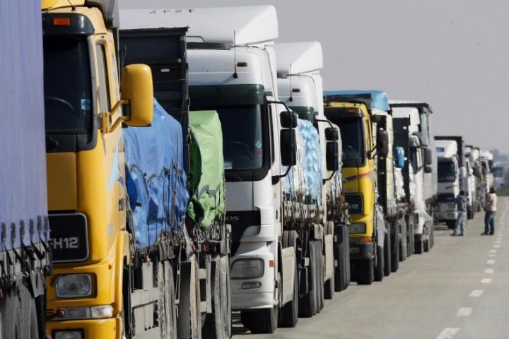 Турция отказывается пускать фуры из Украины