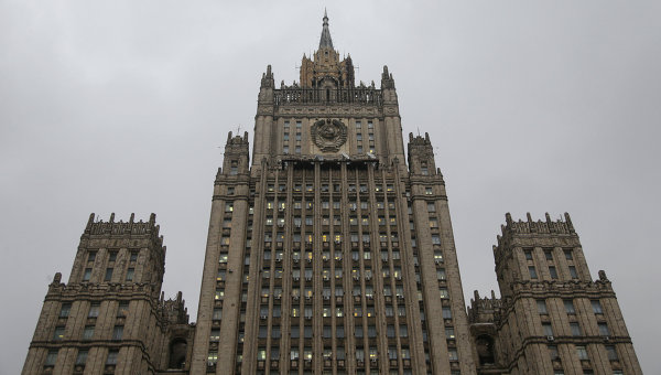 МИД России критикует слова Чавушоглу