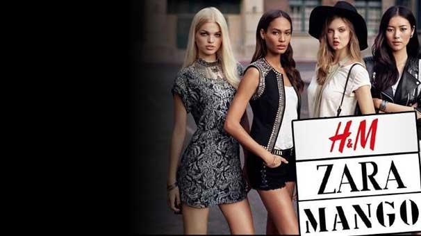Zara, Mango и H&M перестанут быть Made in Turkey