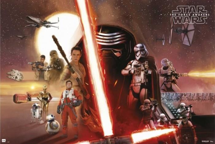 17 декабря выходит премьера «Звездные войны: Пробуждение силы»