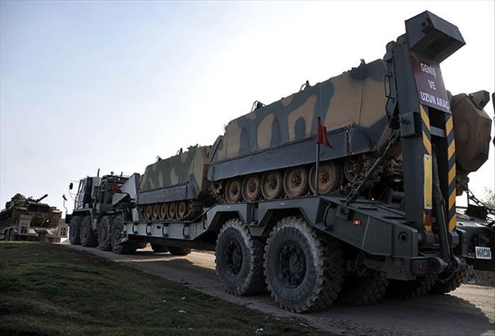 Саудовская Аравия закупит турецкую военную технику