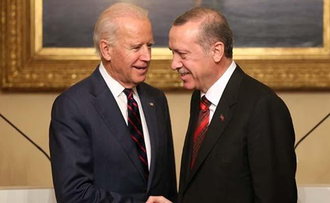 О чем Эрдоган будет разговаривать с Байденом
