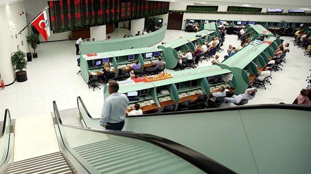 Стамбульская биржа 12 января