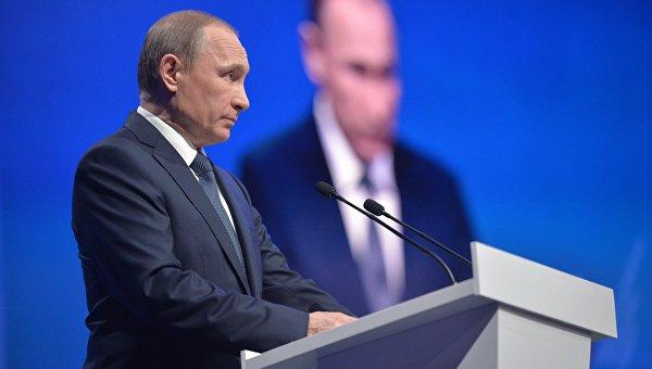 Путин: Турция контактирует с террористами