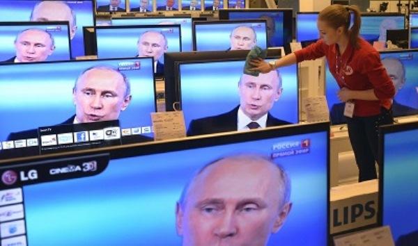 Борьба с российской пропагандой?