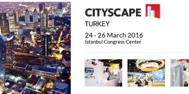 В Стамбуле проходит «Cityscape Turkey»