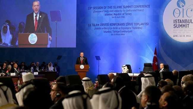 Саммит ОИС: Кипр, Палестина, Карабах