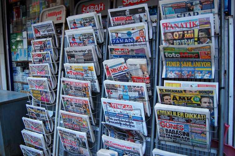 СМИ Турции: 11 октября