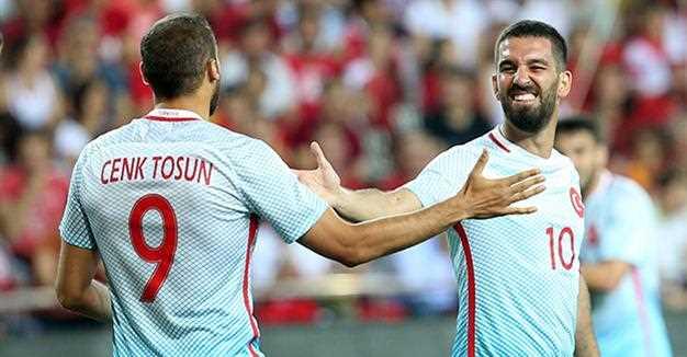Турция сегодня проведет контрольный матч со Словенией