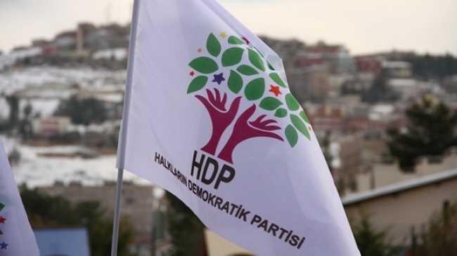 HDP осудила решение избиркома о переносе участков