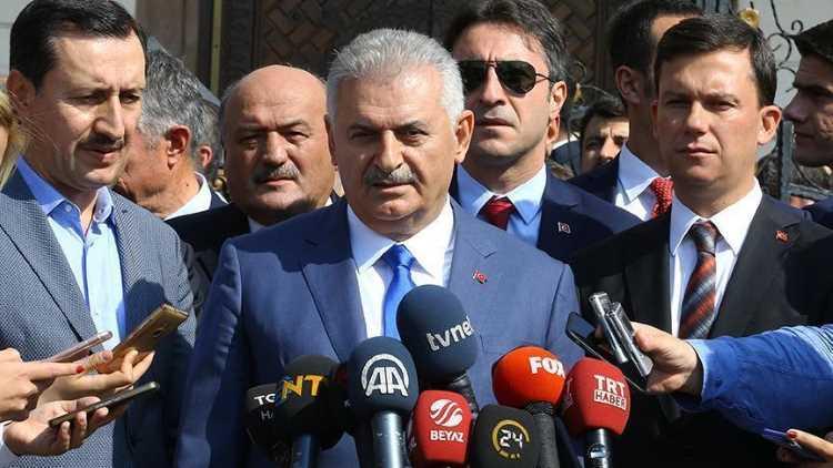 Йылдырым: «Мы готовы ввести и санкции, и войска»