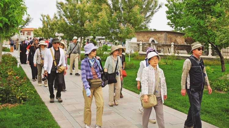 Турция рассчитывает на 10 млн азиатских туристов