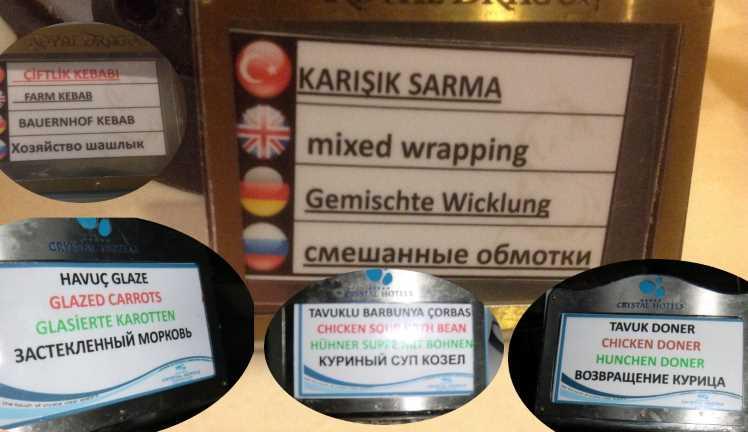 Россотрудничество: Турецкие отели заговорят по-русски