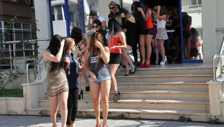 Спецоперация по борьбе с проституцией: 73 задержанных