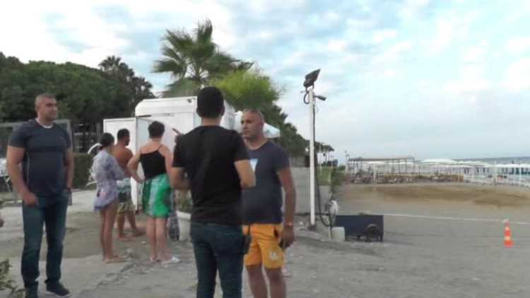 Турист из России умер в Кемере на волейбольной площадке