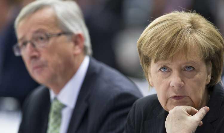 Критика в адрес Турции прозвучала от глав ФРГ и ЕС