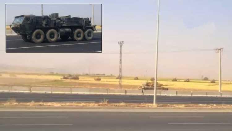 Турция стянула тяжелую технику на границу с Ираком