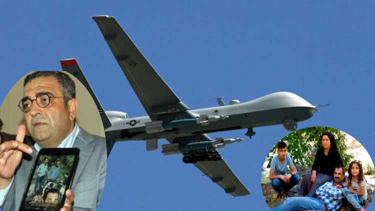 Скандал с военным дроном набирает обороты