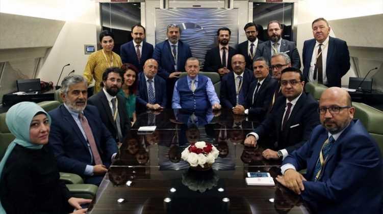 Эрдоган об С-400, встрече с Асадом и Трампом