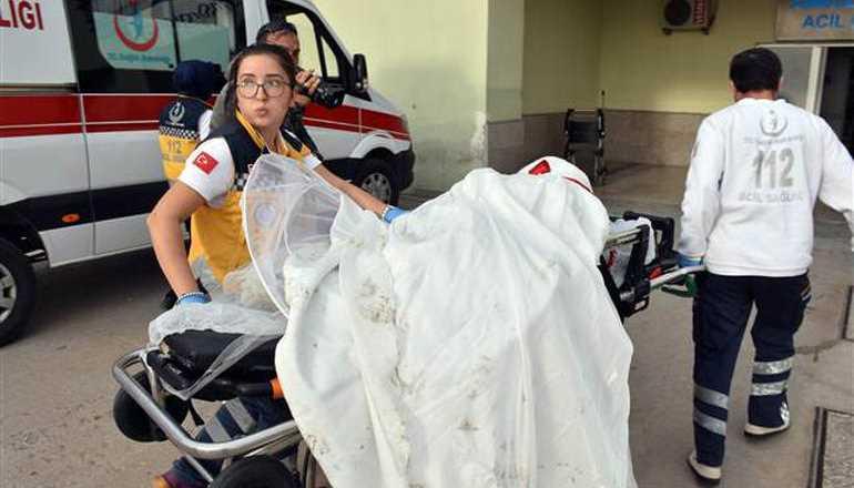Драка на свадьбе: 12 пострадавших