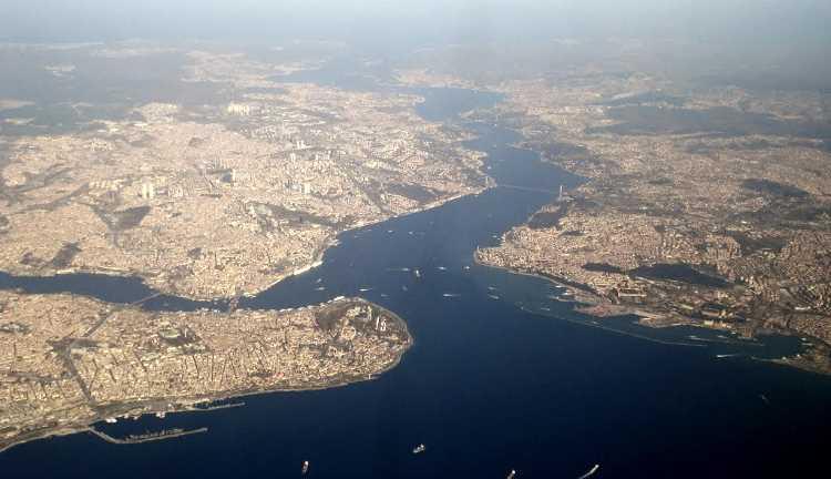 Военные земли Стамбула уйдут под жилые районы