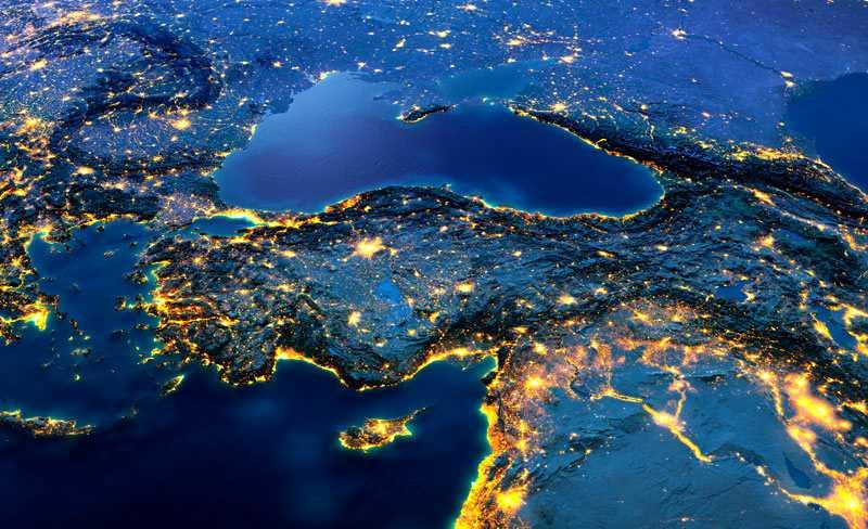 Китайская космическая станция может упасть на Турцию