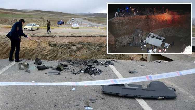 8 человек погибли из-за строительства на трассе