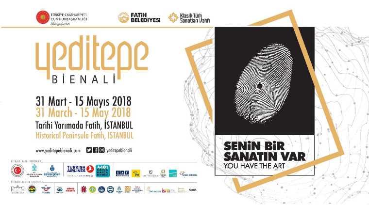 Стамбул встречает первый биеннале Yeditepe