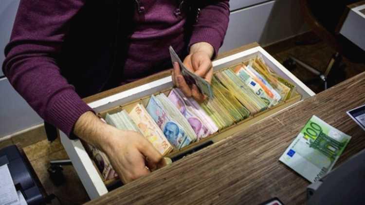 Лира за неделю теряет 30 куруш: $ 8.70 / € 10.20