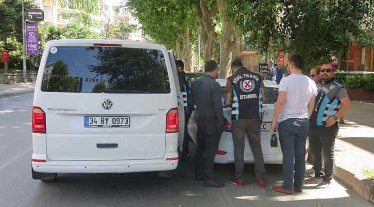 Стамбульская полиция начала борьбу с водителями Uber