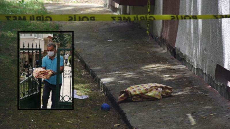 В Стамбуле под окнами найден мертвый младенец