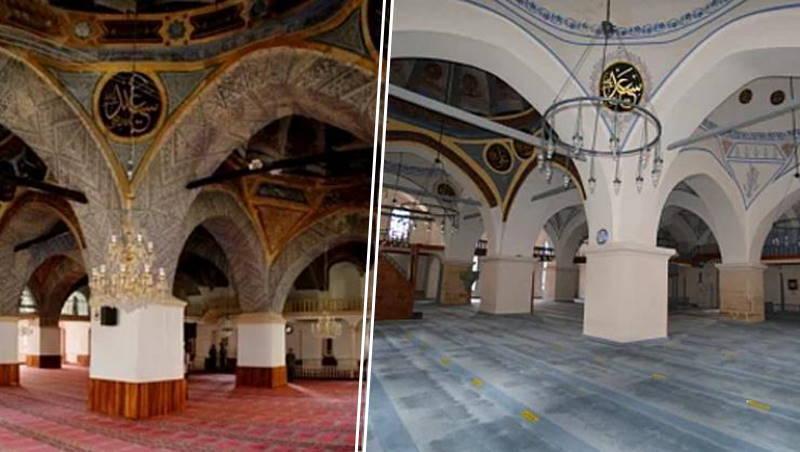 Реставрация мечети встретила жесткую критику