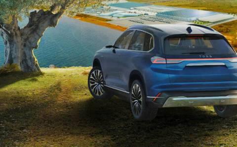 TOGG показал кузов первого турецкого электромобиля