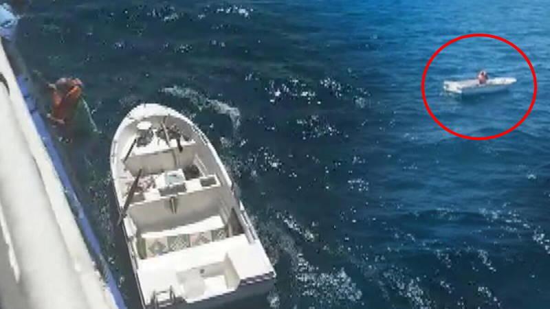 История со спасенным рыбаком закончилась тюрьмой