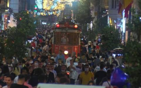 Вся Турция уйдет на 9-дневные праздничные выходные