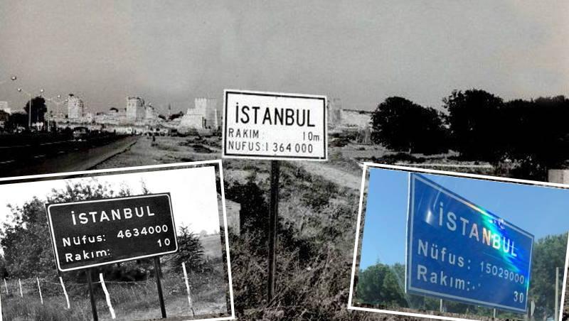 Дорожные въездные знаки уходят в прошлое