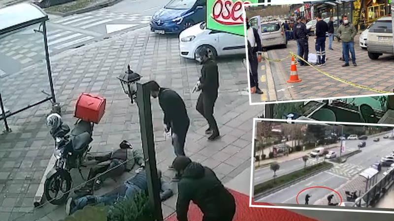 Грузино-чеченские разборки в Стамбуле: 3 погибших