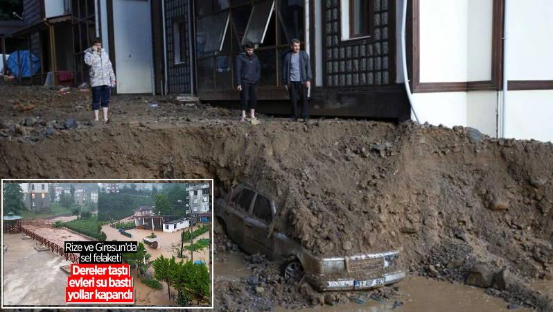 Непогода в Ризе: 1 погибший, 3 пропавших