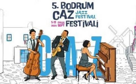 Фестиваль джаза в Бодруме спасает сгоревшие леса