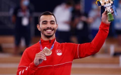 ОИ-2020: Первая в истории Турции медаль по гимнастике