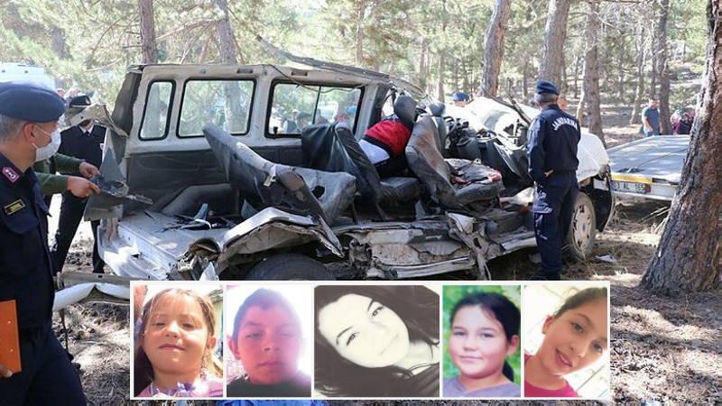 Авария школьного автобуса: 5 погибших детей, еще 4 – в тяжелом состоянии
