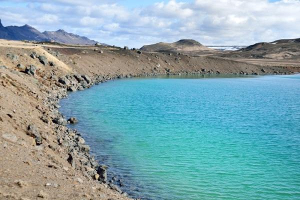 Lac de Graenvatn