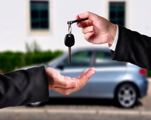 location-voiture-clé