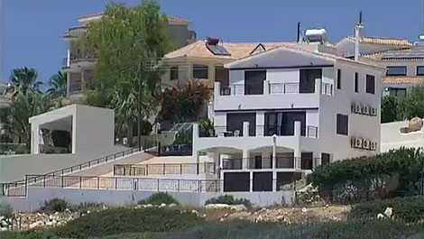 Overseas Cyprus property sales rocket