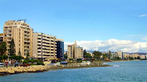 Limassol residential developments