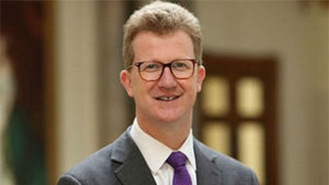 British High Commissioner to Cyprus Stephen Lillie