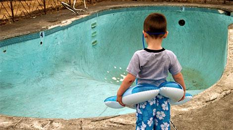 Cyprus swimming pool